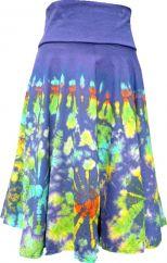 Midi Skirt Blue