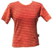 Mantra Sleeve T-Shirt Red