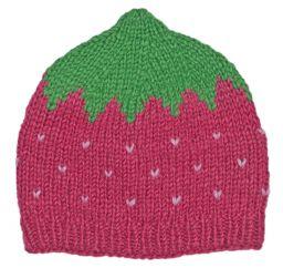 Children's Half fleece lined raspberry